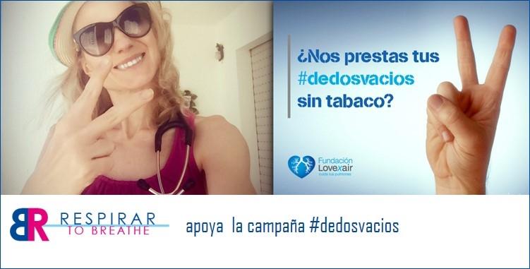 Campaña #dedosvacios